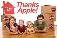 apple-moving-happy -costumers